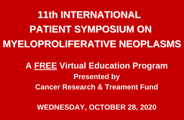 11th International Patient Symposium on Myeloproliferative Neoplasms (MPNs)