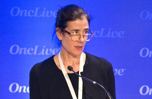Dr. Ritchie speaks at the OncLive Summit.
