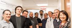 Weill Cornell Medicine stem cell team