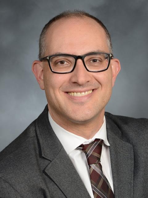 Dr. Guy Maytal Headshot
