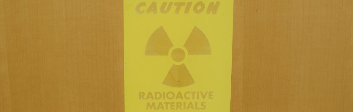 Phosphorous-32 is a radioactive isotope.
